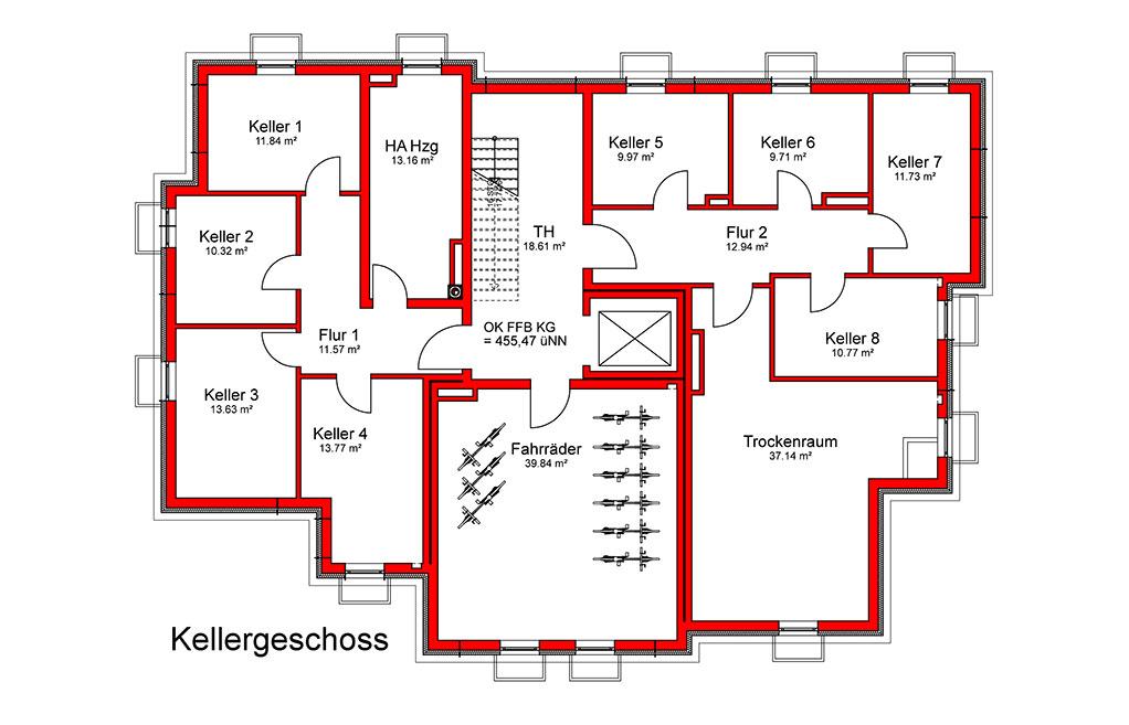 ratsherrenweg 1 wohnung 1 inkl 144 qm gartenanteil einzug. Black Bedroom Furniture Sets. Home Design Ideas